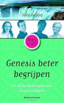 GENESIS BETER BEGRIJPEN - JONG, NIELS DE - 9789023970026
