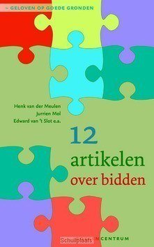 12 ARTIKELEN OVER BIDDEN - MEULEN, HENK VAN DER; MOL, JURRIEN; SLOT - 9789023970552