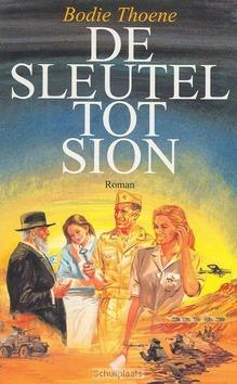 SLEUTEL TOT SION - THOENE - 9789024262632