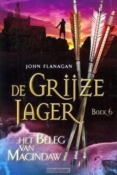 BELEG VAN MACINDAW [GJ-6] - FLANAGAN, J. - 9789025744960
