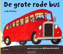 DE GROTE RODE BUS - HINDLEY, JUDY - 9789025750237