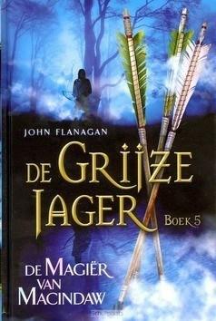 MAGIER VAN MACINDAW [GJ-5]GEB - FLANAGAN, JOHN - 9789025751937
