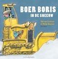 BOER BORIS IN DE SNEEUW - LIESHOUT, TED VAN - 9789025755324