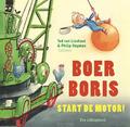 BOER BORIS, START DE MOTOR! - LIESHOUT, TED VAN - 9789025774639
