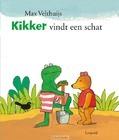 Kikker vindt een schat - Velthuijs, Max - 9789025871505