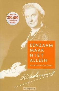 EENZAAM MAAR NIET ALLEEN - WILHELMINA - 9789025902032