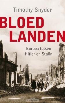 BLOEDLANDEN - SNYDER, T. - 9789026325366