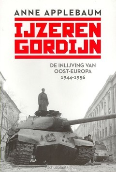 IJZEREN GORDIJN - APPLEBAUM, ANNE - 9789026326301