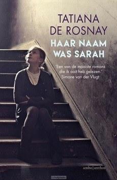 HAAR NAAM WAS SARAH JUBILEUM ED. - ROSNAY, TATIANA DE - 9789026339905