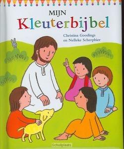 MIJN KLEUTERBIJBEL - SCHERPBIER/ GOODINGS - 9789026605918