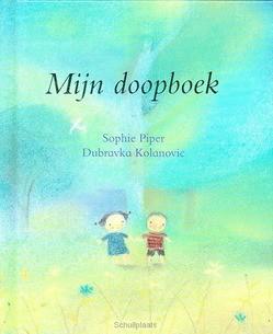 MIJN DOOPBOEK - PIPER - 9789026613470