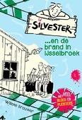 SILVESTER EN DE BRAND IN IJSSELBROEK - BROUWER, WILLEKE - 9789026621642