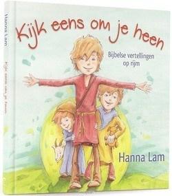 KIJK EENS OM JE HEEN - LAM, HANNA - 9789026621949