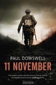 11 NOVEMBER - DOWSWELL, PAUL - 9789026622359
