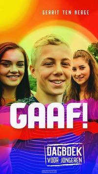 GAAF! - BERGE, GERRIT TEN - 9789026622649