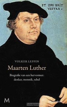 MAARTEN LUTHER - LEPPIN, VOLKER - 9789029091909