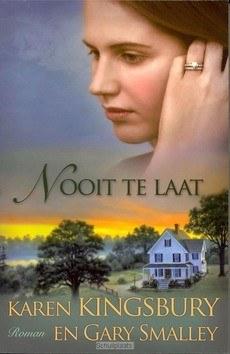 NOOIT TE LAAT - KINGSBURY - 9789029719193
