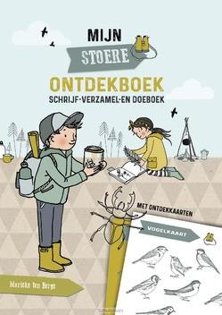 MIJN STOERE ONTDEKBOEK - BERGE, MARIEKE TEN - 9789029727204