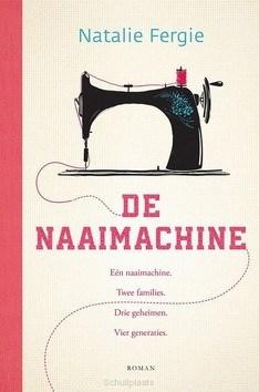 DE NAAIMACHINE - FERGIE, NATALLIE - 9789029728317