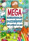 MEGA BIJBELVERHALEN PUZZELPRET - 9789032300661