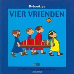 B-BOEKJES VIER VRIENDEN - 9789032309534