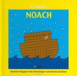 B-BOEKJES NOACH - 9789032309565