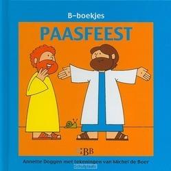 B-BOEKJES PAASFEEST - 9789032309589