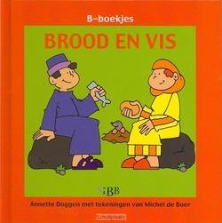 B-BOEKJES BROOD EN VIS - 9789032309626