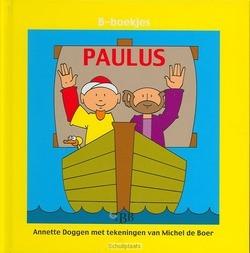 B-BOEKJES PAULUS - 9789032309664