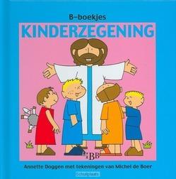 B-BOEKJES KINDERZEGENING - 9789032309671