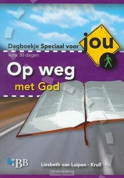 OP WEG MET GOD - LUIPEN - 9789032316464
