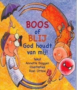 BOOS OF BLIJ GOD IS ER BIJ - DOGGEN, A. - 9789032318819