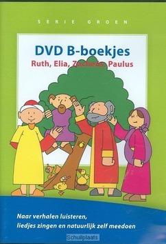 DVD B-BOEKJES GROEN - 9789032394929