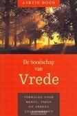 BOODSCHAP VAN VREDE - BOON - 9789033120374