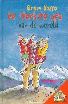 STERKSTE OPA VAN DE WERELD - KASSE - 9789033120855