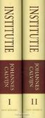 INSTITUTIE 2 DELEN [ED. DE NIET] - CALVIJN, JOHANNES - 9789033122002