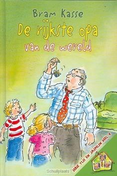 RIJKSTE OPA VAN DE WERELD - KASSE - 9789033122156