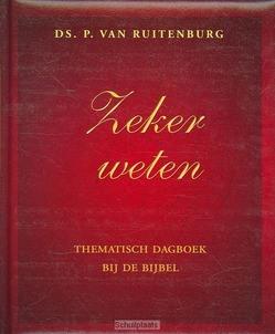 ZEKER WETEN - RUITENBURG - 9789033122620