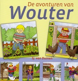 AVONTUREN VAN WOUTER - DUINEN, S. VAN - 9789033123085