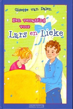 VERRASSING VOOR LARS EN LIEKE - DALEN, G. VAN - 9789033123238