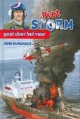 PIET STORM GAAT DOOR HET VUUR - BURGHOUT, ADRI - 9789033125003