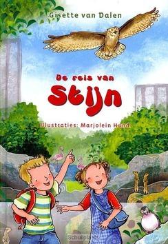 DE REIS VAN STIJN - DALEN - 9789033125478