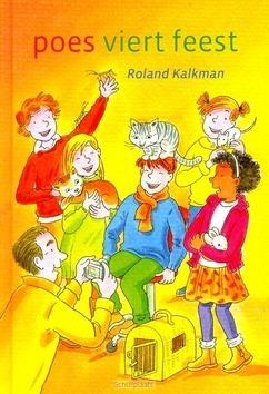 POES VIERT FEEST - KALKMAN - 9789033125492