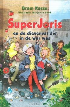 SUPERJORIS EN DE DIEVENVAL DIE IN DE WAR - KASSE, BRAM - 9789033126062