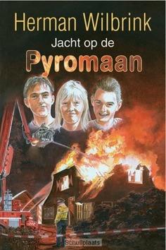 JACHT OP DE PYROMAAN - WILBRINK, H. - 9789033126321