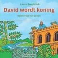 DAVID WORDT KONING KARTONBOEKJE - ZWOFERINK, LAURA - 9789033126413