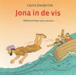 JONA IN DE VIS - ZWOFERINK, LAURA - 9789033126932