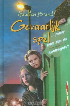 GEVAARLIJK SPEL - BRAND, MAARTEN - 9789033127083