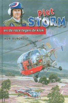 PIET STORM EN DE RACE TEGEN DE KLOK - BURGHOUT, ADRI - 9789033127106