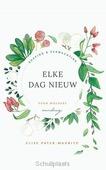 ELKE DAG NIEUW - PATER, ELISE - 9789033128950